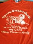 SDF walk shirt