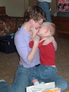Mom & The Boy