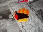 My turkey cookie from 2010