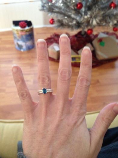 my RING!