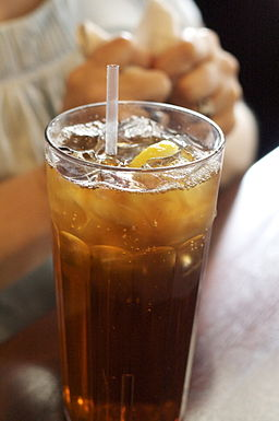 Sweet_tea_with_lemon by Nate Steiner