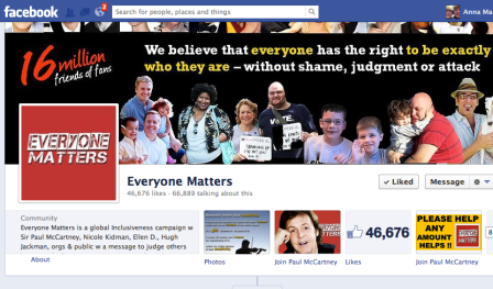EM fb page