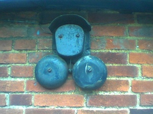 some old fire alarm bells by hpeguk from flickr