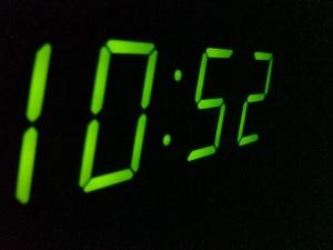 alarm clock by brucebeh