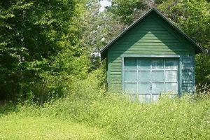 """garage"" by nightthree via flickr"