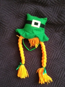 "St. Pat's Day ""Hat"""