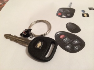 Keys to the Sonic
