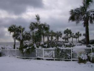 snow in MB