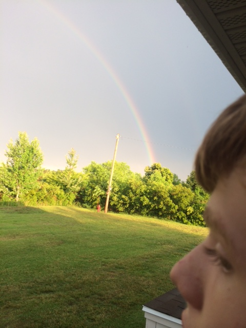 The end of our rainbow