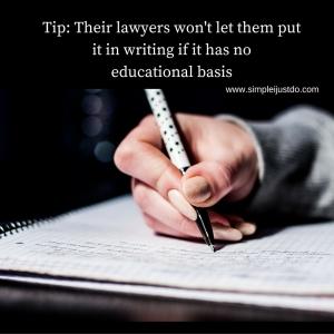 ed law 101